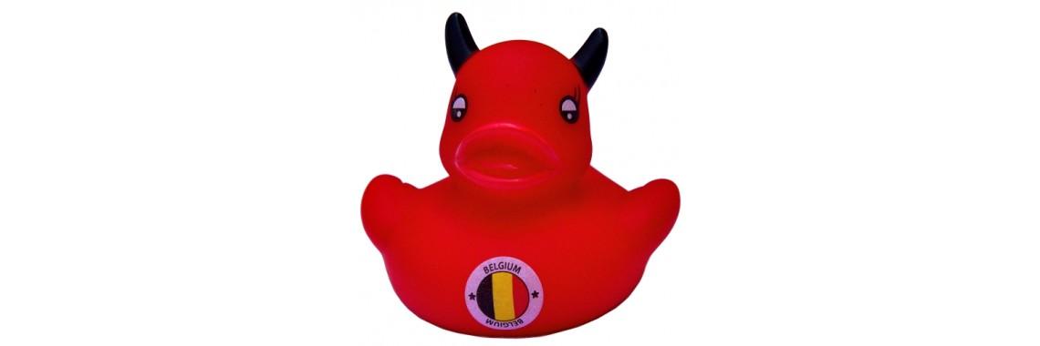 Red Devil Ducky