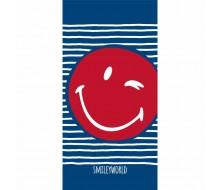 Badhanddoek Smiley Sailor