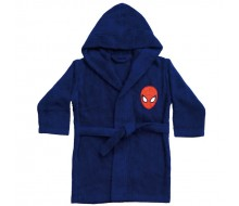 Kinderbadjas Spiderman 2/4 jaar (maat 86/102)
