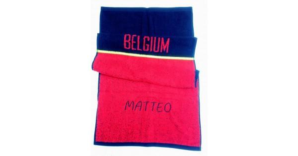 Handdoek Belgium