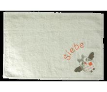 Handdoek uiltje