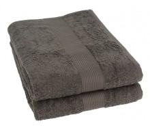 Handdoek Fairtrade bruin