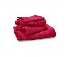 5-delige handdoekenset rood