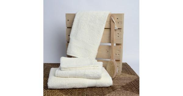5-delige handdoekenset Fairtrade