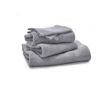 5-delige handdoekenset middelgrijs (500g/m²)