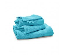 5-delige handdoekenset turkoois (500g/m²)