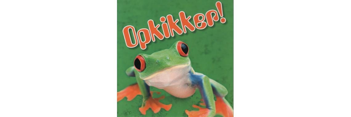 kaartje Opkikker!