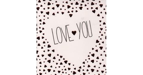 Kaartje Love You