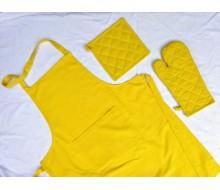 Keukenset geel