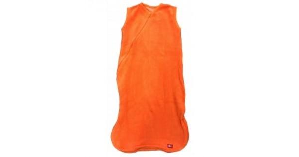 Slaapzakje oranje 80 cm.