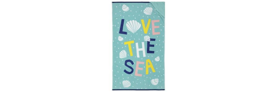strandlaken LOVE THE SEA