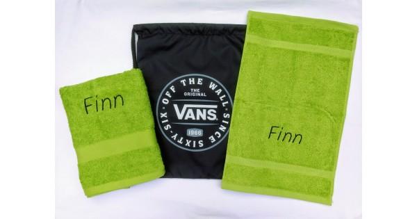 Zwemset Vans The Original (kleur handdoeken naar keuze)