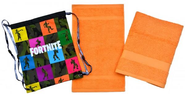 Zwemset Fortnite (kleur handdoeken naar keuze)